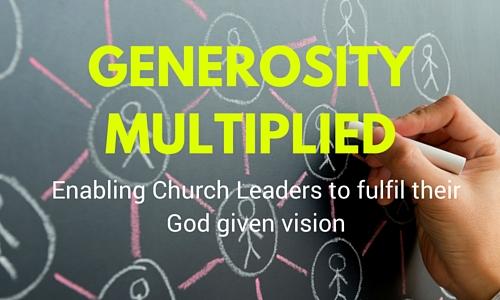 GENEROSITY MULTIPLIED