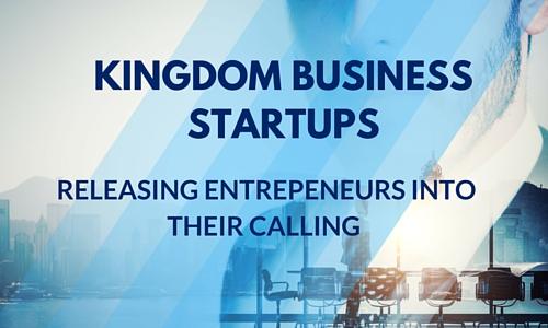 KINGDOM BUSINESS STARTUPS