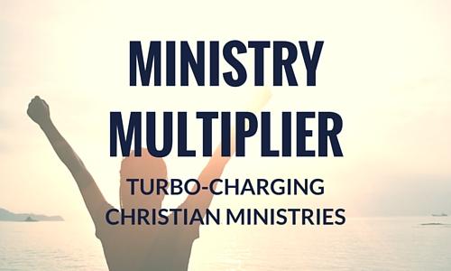 MINISTRY MULTIPLIER