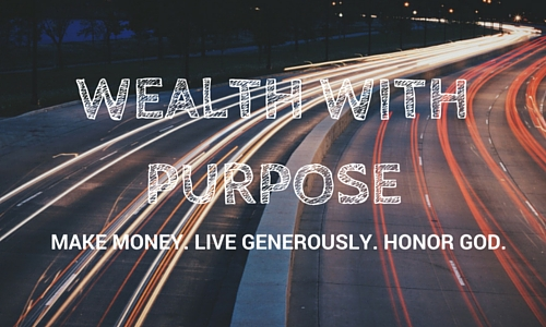 WEALTH WITH PURPOSE CONFERENCE