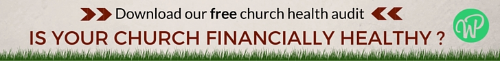 Is your Church financially healthy?
