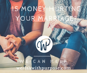 Is money hurting your marriage