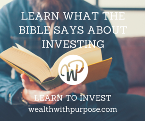 What does the Bible say about Investing?