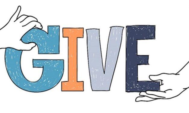 "Making Sure ""Generosity"" Is Generous"