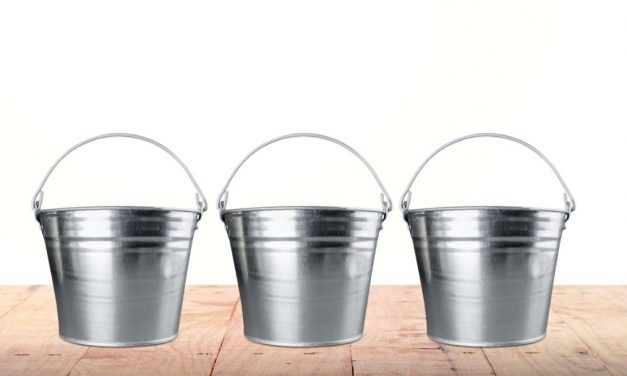 I need a simple strategy to save… what is the bucket system?